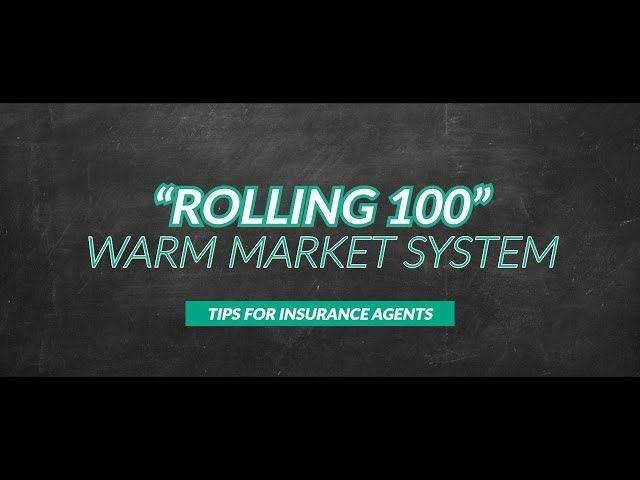 Cody's Rolling 100 Warm Market SYSTEM