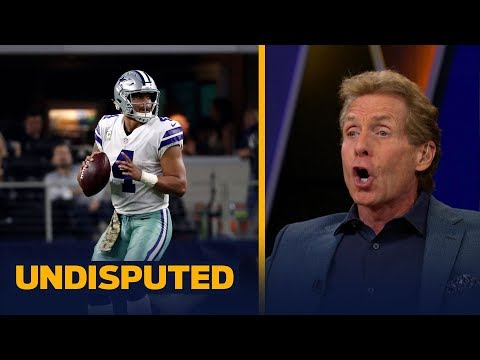 Skip Bayless reacts to the Dallas Cowboys Week 9 win over the Kansas City Chiefs | UNDISPUTED