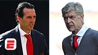 Has Unai Emery been an upgrade on Arsene Wenger at Arsenal? | Premier League