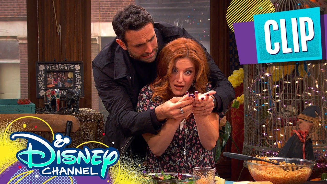 Download Mom's Got a Date with a Monster 😱  Raven's Home   Disney Channel