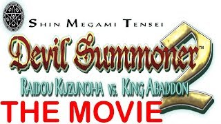 Shin Megami Tensei Devil Summoner 2 Raidou Kuzunoha vs King THE MOVIE