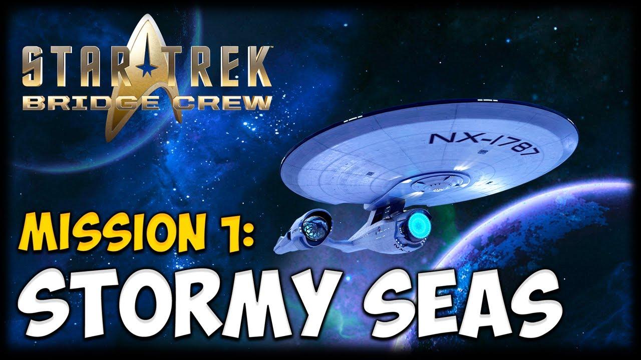 919e56255c3 STORMY SEAS! Star Trek  Bridge Crew - Oculus Rift + Touch VR ...