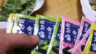いつもの天つゆで食べてます⇒ http://douga.rakuten.ne.jp/v?7re4e8 我...