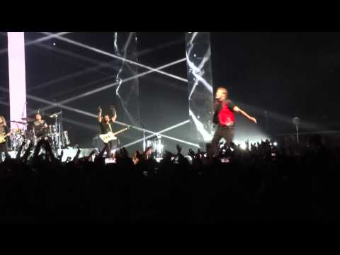 Imagine Dragons - Shots - Live at The Palace of Auburn Hills, MI on 6-23-15