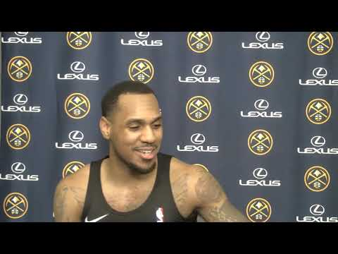 Nuggets postgame interview: Monte Morris (04/04/2021)