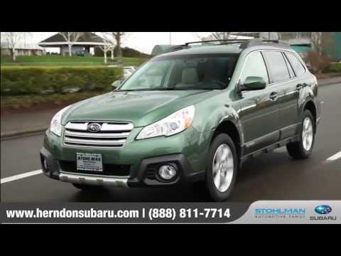 2013 Subaru Outback Walkaround | Stohlman Subaru of Herndon
