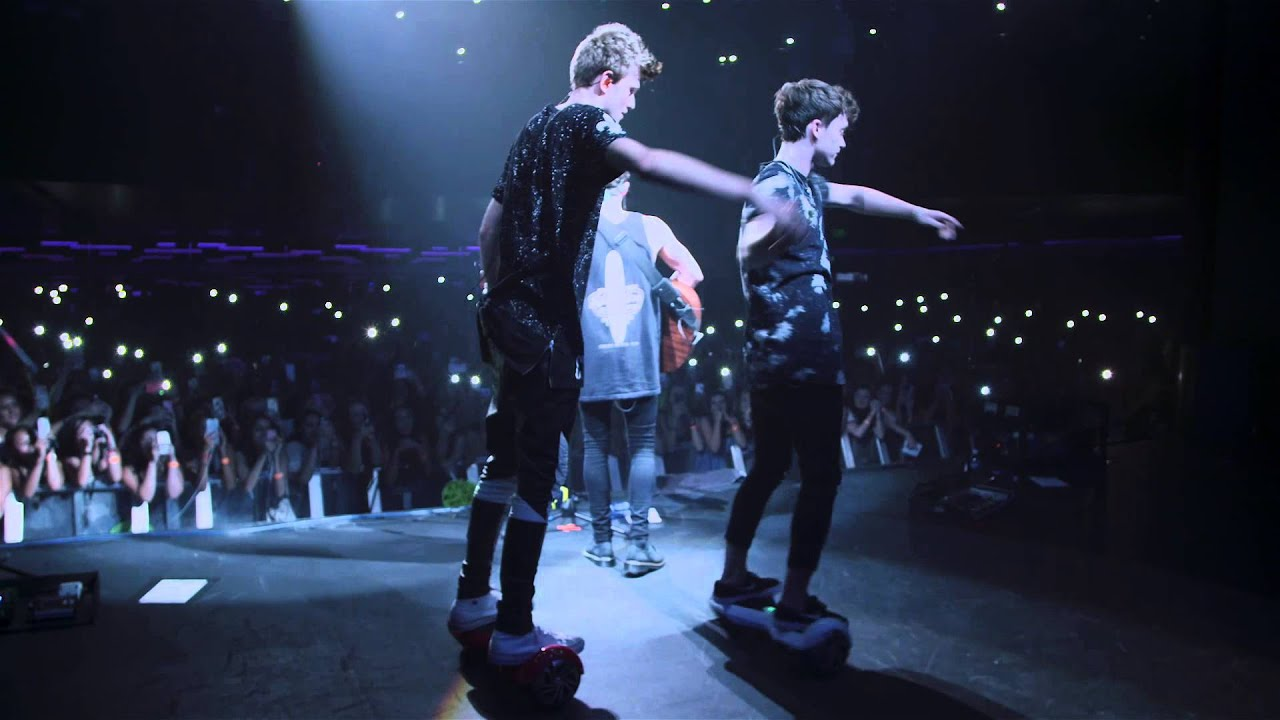 """""""Con Dance With Tris"""" and Shout About It — Los Angeles"""