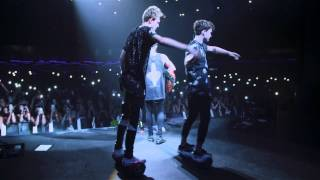 con dance with tris and shout about it los angeles