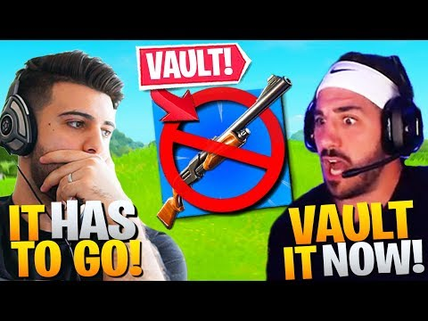 Why It's Time To VAULT the Pump! (It Has To Go!) – Fortnite Battle Royale