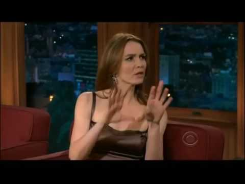 Craig Ferguson Bisexual Pick Up Saffron Burrows