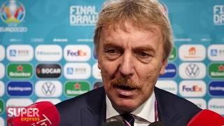 BONIEK odważnie po losowaniu Euro 2020: Nie BANDAŻUJMY się przed WYPADKIEM...