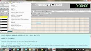 Tutorial / Program Review: Anvil Studio 2012 (GERMAN)