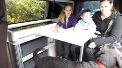 Vangear  campervan unit/pod gopro