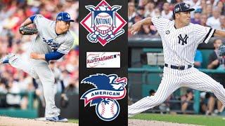 2019 MLB All Star Game Highlights