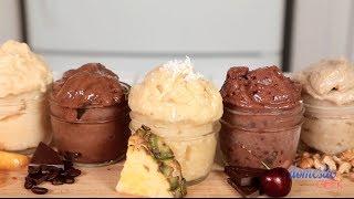 "5 More Guilt-free ""ice Cream"" Recipes!"