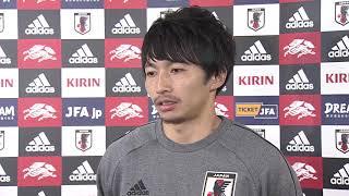 柴崎岳 現役引退の小笠原満男は「僕のアイドルだった」 柴崎岳 検索動画 7