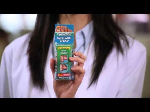 Antifungal Cream – Dr. Blaine's Tineacide Antifungal Cream