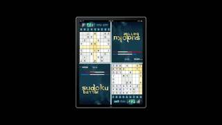 New iPad app: Sudoku Battle!