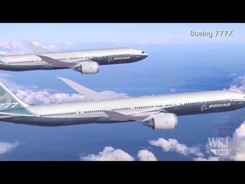 Boeing's New 777X Steal the Dubai Air Show?