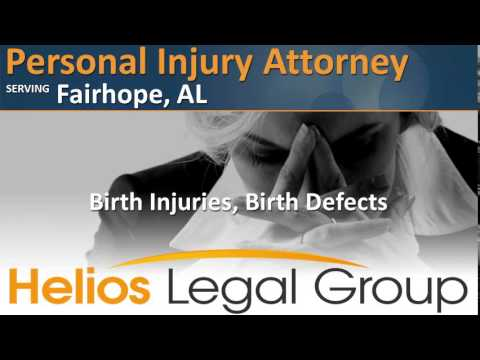 Fairhope Personal Injury Attorney - Alabama