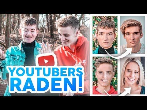 YOUTUBERS RADEN!