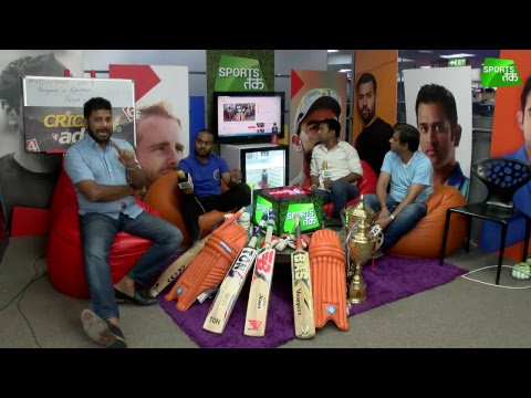 #CricketADDA: Punjab Won The Match But Dhoni Wins Heart | Sports Tak
