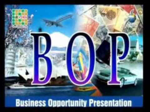 BUSINESS OPPORTUNITY PRESENTATION ( BOP )  K-LINK  ( DISK 1 )
