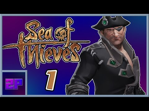 Pirates from Canada?! | Sea of Thieves Ep. 1 // Two Players