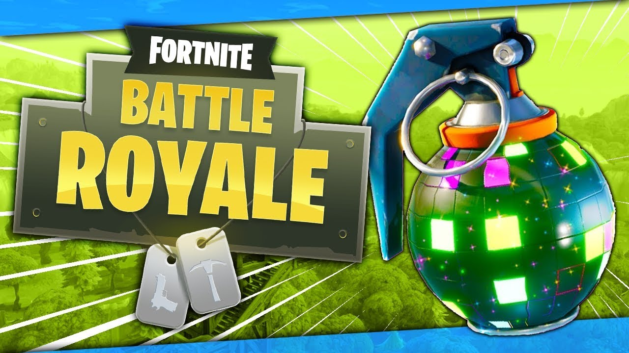 What Is The Fortnite Boogie Bomb Fortnite Boogie Bomb Youtube