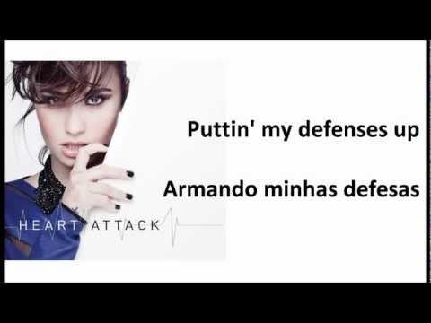 Demi Lovato Heart Attack -  Legendas em PT & Subtitles ENG