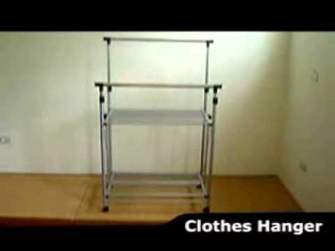 Плечики для одежды - YouTube
