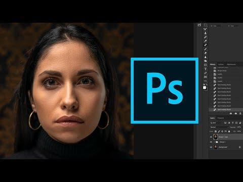 Πορτρέτο και Photoshop από τον Αλέξανδρο Καρπά 📷