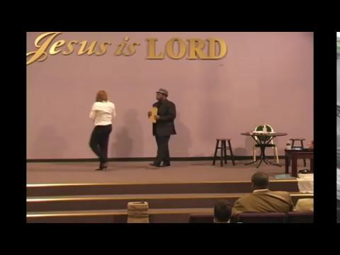 Resurrection Sunday - 2nd Service by the AWC Drama Ministry