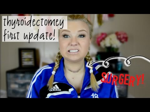MORE Surgery?!?! | My Thyroidectomy Recovery