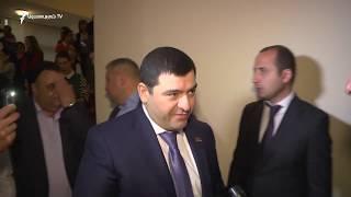 Արտակ Սարգսյանը կրկին փախուստի դիմեց