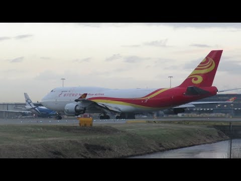 [HD] Plane Spotting @ Amsterdam Airport Schiphol: Episode-29 (Narrow-body Air Traffic Variety)
