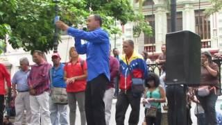 Concejal José Bracho. Apoyo a la Constituyente.