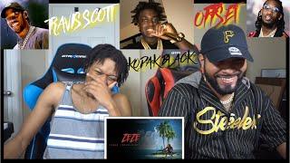 DA GOT THAT DOPE 🔥🔥Kodak Black - Zeze feat. Travis Scott & Offset [Official Audio] FVO REACTION