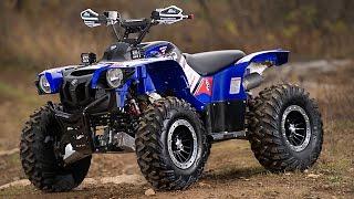 2014 Yamaha Grizzly Customization Project - Part 1