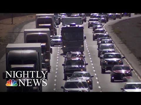 Download Youtube: Holiday Gridlock Ensues As Thanksgiving Travelers Flock Roads And Airports | NBC Nightly News