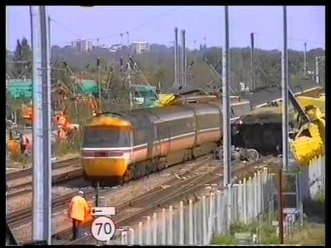Restoring services after the rail crash at Southall September 1997
