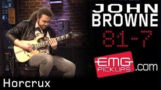 John Browne plays