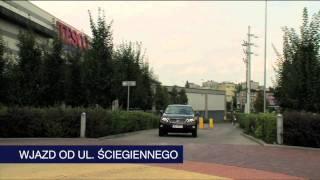 Nowy parking w Silesia City Center - Parking na Placu Słonecznym