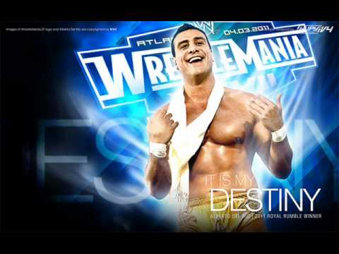 "Alberto Del Rio - Theme ""CD Quality"" + Download Link"