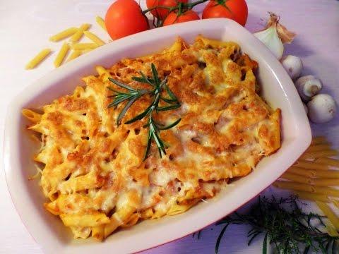 Easy Tuna Pasta Bake