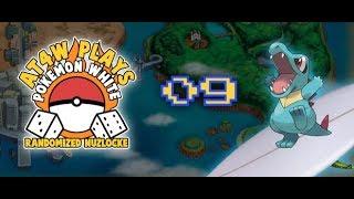 Pokémon White Randomized Nuzlocke 09: Surfin' U-No-Va - Let's Play