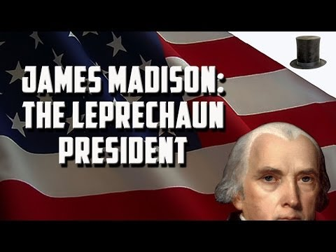 James Madison: Our Shortest and Most Suckfestful President