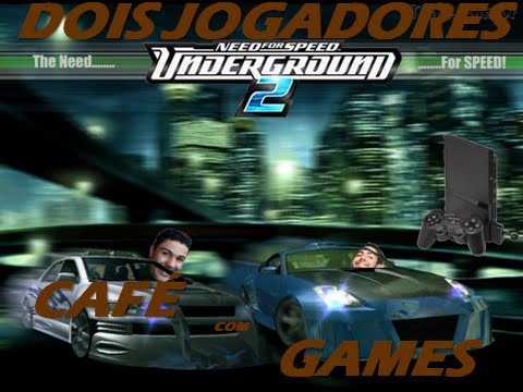 need for speed underground 2 ps2 2 jogadores 1 youtube. Black Bedroom Furniture Sets. Home Design Ideas