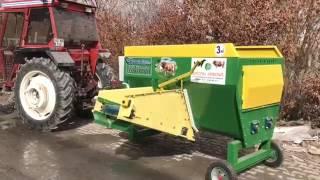ERCN Makine yatay yem karma makinesi, Sanayi Sitesi, Çumra-Konya