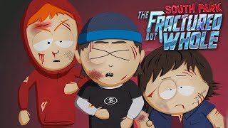 ДРАКА С ШЕСТИКЛАШКАМИ - South Park: The Fractured But Whole